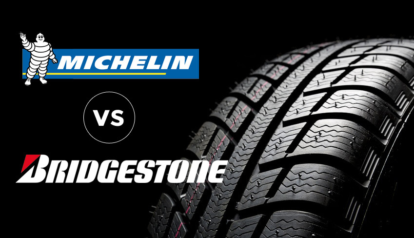 bridgestone vs michelin top two brands compared. Black Bedroom Furniture Sets. Home Design Ideas